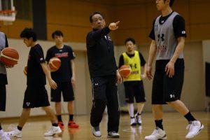 元男子日本代表ヘッドコーチ 長谷川健志氏が語る「ファストブレイク」へのこだわり